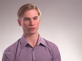 Alexander Kirov, Individual Finalist Story Video