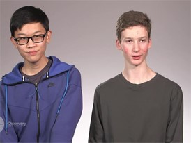 Louis Golowich & Richard Zhou, Team Finalists Story Video