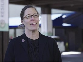 Jana Ganion, Blue Lake Rancheria Sustainability Director, on microgrid resiliency
