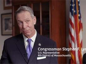 Congressman Lynch Short