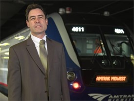Armin Kick, Siemens Vice President on Charger locomotive