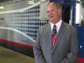 Randy Blankenhorn, Illinois Transportation Secretary on new Charger Locomotive