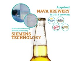 Siemens Constellation Brands Animated Infographic
