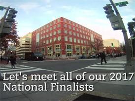 2017 CMU - GT Regional Winners Announcement Video