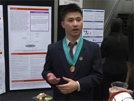 Brian Huang - National Finalist - Individual