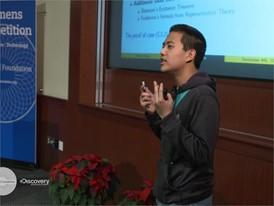 Franklyn Wang, Individual Finalist Story