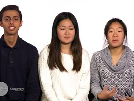 Jainil Sutaria, Rachel Li & Chelsea Wang, Team Finalists Story Video