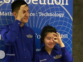 Gabrielle Liu & Allen Liu, Team Finalists Story Video