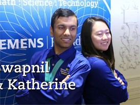 Katherine Tian & Swapnil Garg, Team Finalists Story Video