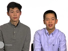 Brandon Zhu & Daniel Zhang, Team Finalists Story Video