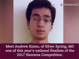 Short Profile Individual, Andrew Komo