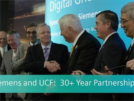 Siemens UCF Partnership 2018