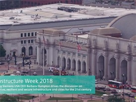 Infrastructure Week 2018 Recap
