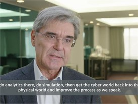 Why is Siemens unique when it comes to cyberspace expertise?