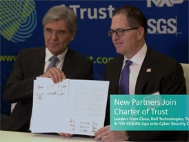 New Partners Join Charter of Trust