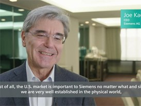 Why is the U.S. important to Siemens when it comes to cybersecurity?