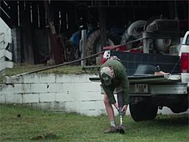 Kendall Bane Using Prosthetic BROLL