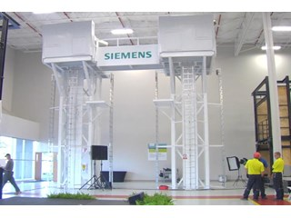 Siemens Inaugurates New, State-of-the-Art Wind Service Training Center in U.S.