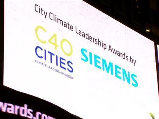 Siemens C40 City Climate Leadership Awards