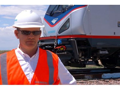 New Amtrak Locomotives Advancing In Rigorous Testing Program