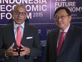 Indonesia Economic Forum 2015 Strategic Partnership