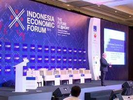 Dr. Gordon Hewitt Keynote Speech at the Indonesia Economic Forum – Part 2