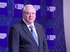 Dr. Gordon Hewitt Keynote Speech at the Indonesia Economic Forum – Part 3