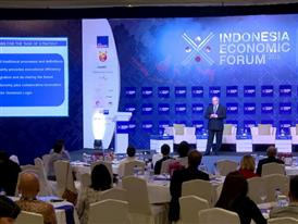 Dr. Gordon Hewitt keynote speech at the Indonesia Economic Forum – Part 7