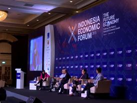 The Future of Now: Panel Discussion at Indonesia Economic Forum – Part 4
