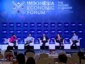 The Future of Now: Panel Discussion at Indonesia Economic Forum – Part 5