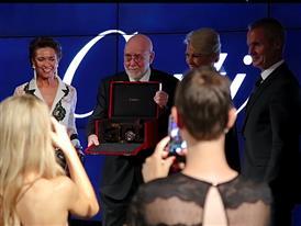St. Moritz Art Masters Lifetime Achievement Award