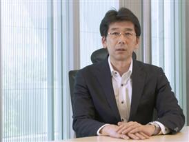 Yoshiyuki Nogami, Senior General Manager, Marketing Division, Digital Imaging