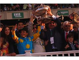 Longines 147th Belmont Stakes Broll