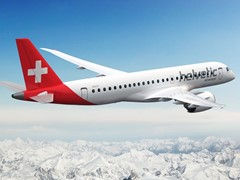 SWISS and Helvetic Airways expand their collaboration