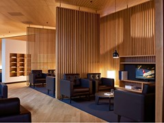 SWISS opens new Zurich First Class Lounge and unveils new chauffeur service for its inbound First Class guests