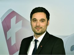 Florian Flämig named new SWISS media spokesman