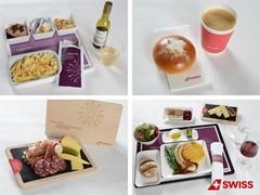 SWISS to offer tomato juice on European flights