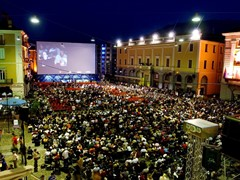 SWISS is Official Partner of the Locarno Festival