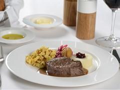 SWISS promeut la cuisine de l'Oberland bernois à bord de ses avions