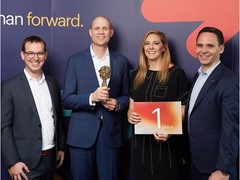SWISS named Switzerland's most attractive employer for the second year running through the 2019 Randstad Award