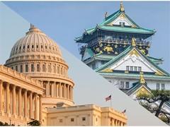 SWISS fliegt neu nach Osaka und Washington, D.C.