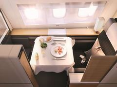 SWISS wins a further distinction for its First Class product