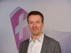 Benedikt Escher named Head of Network Management