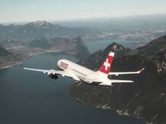 SWISS reports first-quarter operating loss of CHF -201 million