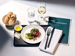 SWISS launches 'Best of SWISS Taste of Switzerland' and introduces new service concept for long-haul Business Class