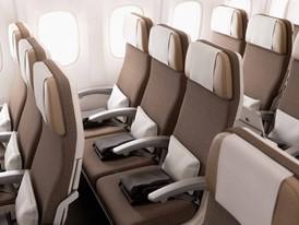 SWISS Economy Boeing 777