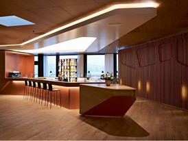 New SWISS First Lounge A
