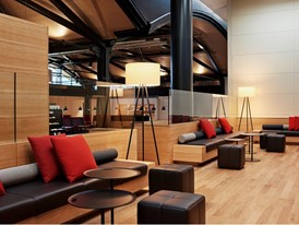 SWISS Senator Lounge A