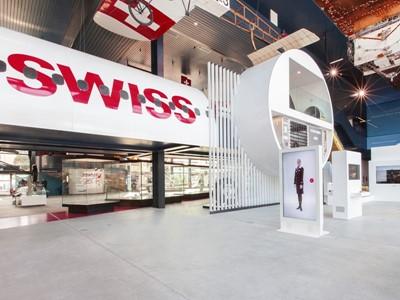 SWISS présente une nouvelle exposition pour toute la famille au Musée suisse des transports