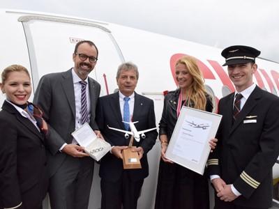SWISS benennt eine CS100 nach «Ascona»
